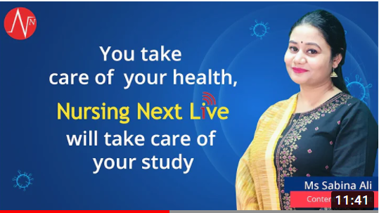 Stay Home Stay Safe- Prepare smartly for AIIMS NORCET 21 Exam with Nursing Next Live